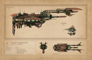 Baronite Carrier Specs