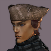 Tricorn HatM