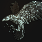 Eagle Figurehead