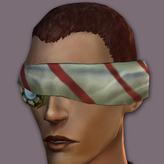 MaleBlindfold Eye