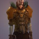 MaleThe Warrior