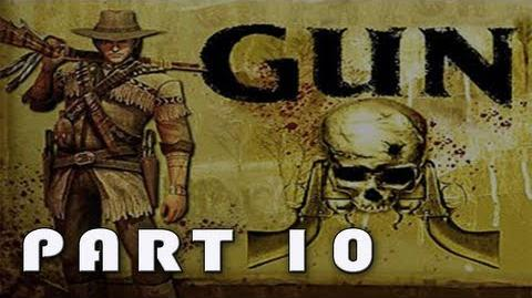 GUN (2005) - Let's Play Part 10 - Defend The Hideout