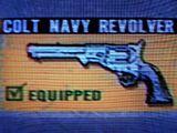 Colt Navy Revolver 1851