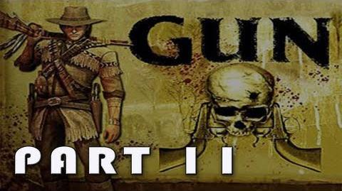 GUN (2005) - Let's Play Part 11 - Take Down Hoodoo Brown