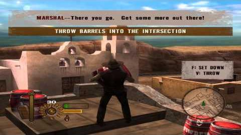 PC Game Walkthrough - GUN - Federal Marshal Mission 1