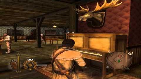 PC Game Walkthrough - GUN - Bounty Hunter Mission 1