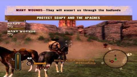 Gun (PC) walkthrough - Across the Badlands