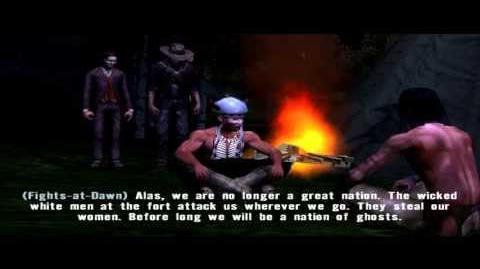 Gun (PC) walkthrough - Hollister's Fort