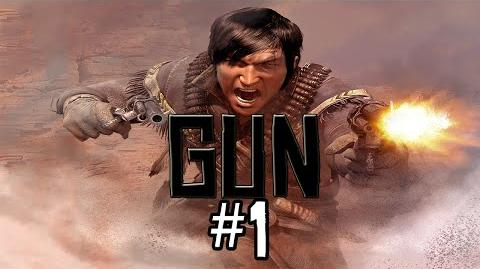 GUN (2005) Playthrough Let's Play Part 1 - The Hunt (PC)