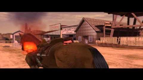 PC Game Walkthrough - GUN - Bounty Hunter Mission 7