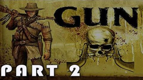 GUN (2005) - Let's Play Part 2 - Steamboat Massacre