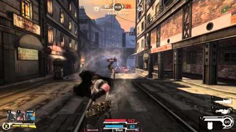 GunZ 2 The Second Duel Promotional Video for Steam Greenlight