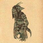Monster illust42