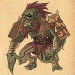 Monster illust15