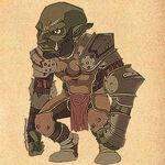 Monster illust14