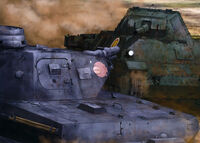 Panzer IV vs P40