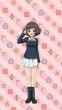 Yukari-ooarai-sensha-uniform-upbystan