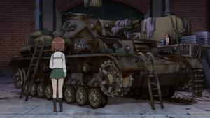 PanzerIVGarage