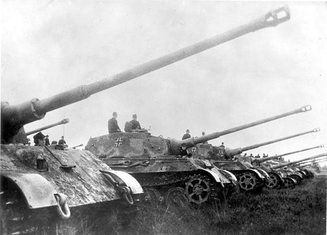 503rd Panzer Battalion