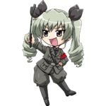 Anchovy chibi