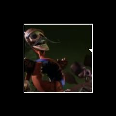 Muerto conquistador de El cadáver de la novia, mi duodécima imagen de perfil