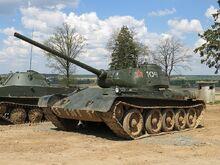 T-44 left front
