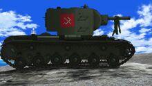 KV-2 appears