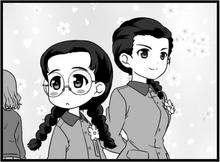 Tamada and Fukuda
