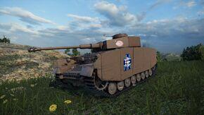 Anglerfish Panzer
