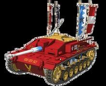 Stug III Conqueror