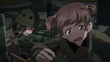 Alisa's Tank Hit