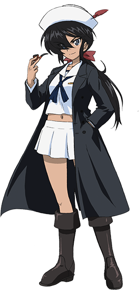 Ogin | Girls und Panzer Wiki | FANDOM powered by Wikia