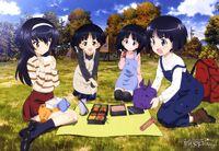 GuP picnic Mako