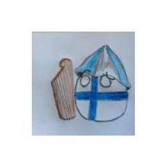 Finlandiaball con partes de Mikka, mi 45va imagen de perfil