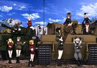 Tank Commanders