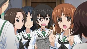 Kawashima's news panic