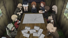 Ooarai Compound briefing