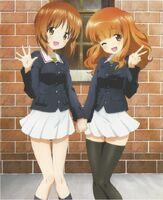 Miho und Saori