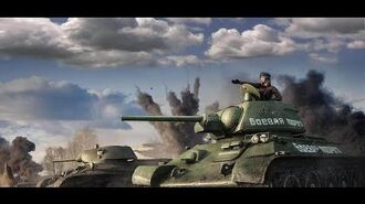 """""""Fighting Girlfriend"""" - The T-34-Driving Widow Out for Revenge"""