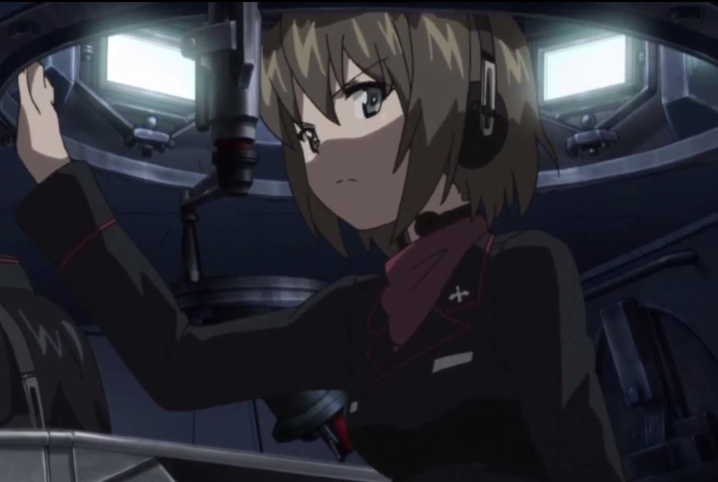 Panther Commander   Girls und Panzer Wiki   FANDOM powered