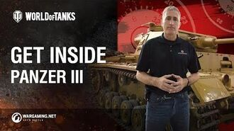 Inside the Chieftain's Hatch Panzer III, Pt 2.