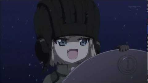 Girls und Panzer - Katyusha (full version)