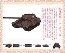 Panzerjager Tiger Ausf.B