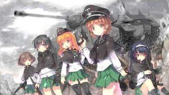 Girls Und Panzer OST Senshadou Anthem desu!-1