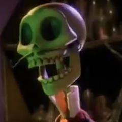 Albert, de El cadáver de la novia, mi décima tercera imagen de perfil
