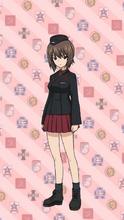 Maho-kuromorimine-sensha-uniform-upbystan