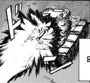 KV-2 opened fire