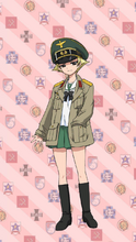 Erwin-ooarai-uniform-upbystan