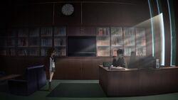 Tsuji's office