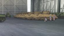 Sherman M4A6